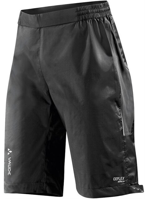 VAUDE M's Spray Shorts III Black (010)